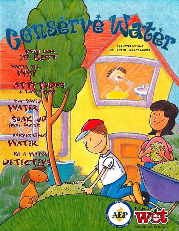 Conserve Water booklet