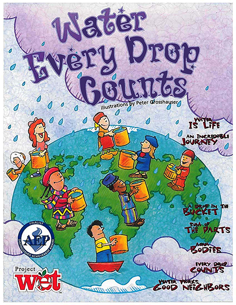 Water Every Drop Counts