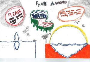 Fyah Amodo - Kea'au Elementary School