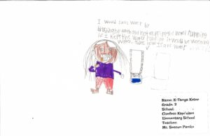 K-Tanya Keter - Chiefess Kapi'olani Elementary School