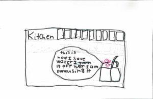 Mervlyn Simmons - Home schooler
