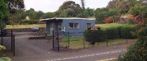 Kaʻū baseyard